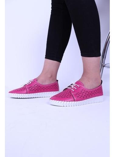 Derigo Ayakkabı Mor